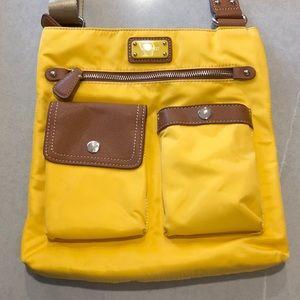 Nine West Yellow Bag